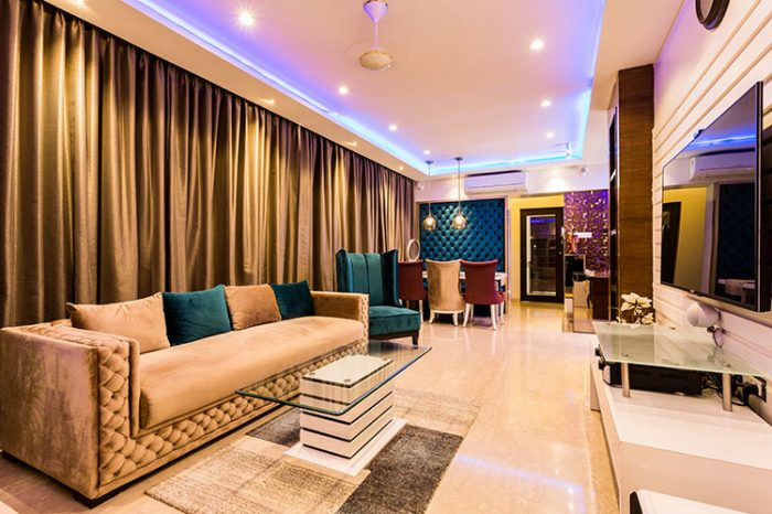 4 Bhk Luxury Apartments Royal Interior